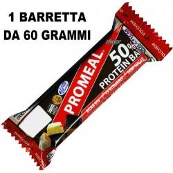 VOLCHEM PROMEAL 50% PROTEIN – 1 BARRETTA DA 60 GRAMMI  Barrette Proteiche e Energetiche